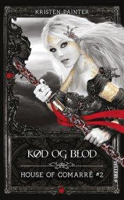 house of comarré #2: kød og blod - bog
