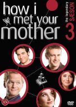 how i met your mother - sæson 3 - DVD