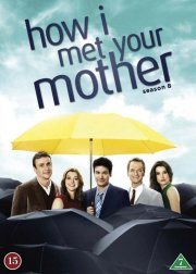how i met your mother - sæson 8 - DVD