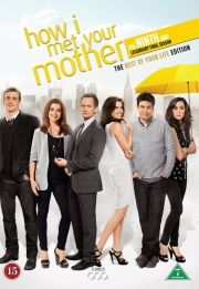 how i met your mother - sæson 9 - DVD