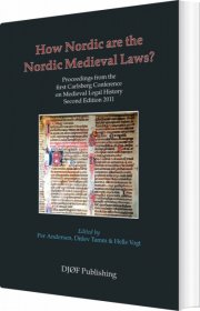 how nordic are the nordic medieval laws - bog