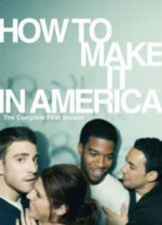 how to make it in america - sæson 1 - hbo - DVD