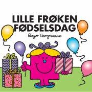 hr. mand + lille frøken fødselsdags-æske - inklusiv 24 fødselsdagsbøger - bog