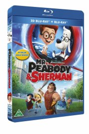 mr. peabody and sherman - 3d - Blu-Ray