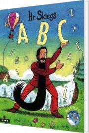 hr. skægs abc m. cd - bog