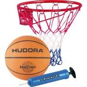 basketball / basket ball sæt - hudora - Udendørs Leg