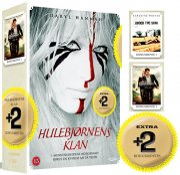 hulebjørnens klan // under the skin // the burma conspiracy - DVD