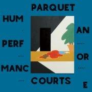 parquet courts - human performance - cd