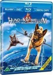 hund og kat imellem 2  - Blu-Ray + Dvd
