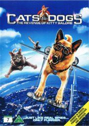 hund og kat imellem 2 - kitty galores hævn - DVD
