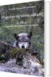 hundes og ulves adfærd - bog