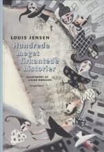 hundrede meget firkantede historier - bog