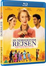 hundredefodsrejsen / the hundred foot journey - Blu-Ray