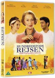 hundredefodsrejsen / the hundred foot journey - DVD