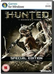 hunted: the demon's forge - special edition - PC