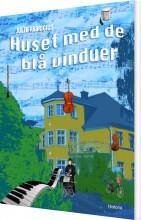 huset med de blå vinduer - bog
