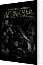 huset med de syv gavle - bog