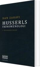 husserls fænomenologi - bog