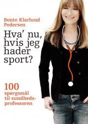 hva' nu hvis jeg hader sport - bog