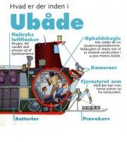 hvad er der inden i ubåde - bog