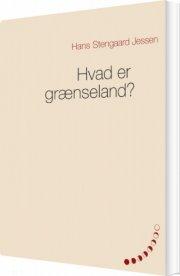 hvad er grænseland? - bog