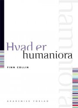 hvad er humaniora - bog