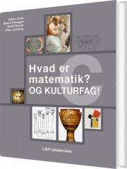 hvad er matematik? c - og kulturfag - bog
