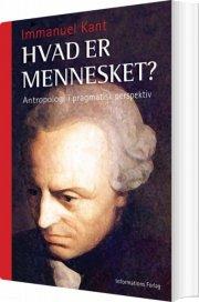 hvad er mennesket? - bog