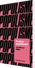 hvad er populisme? - bog