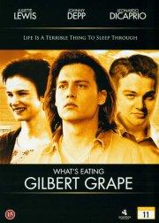 hvad så gilbert grape - DVD