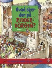 hvad sker der på ridderborgen? - bog