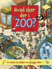 hvad sker der i zoo? - bog