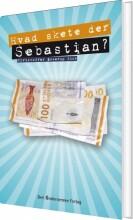 hvad skete der, sebastian? - bog