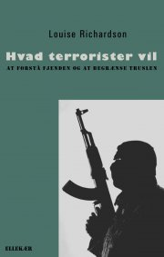 hvad terrorister vil - bog