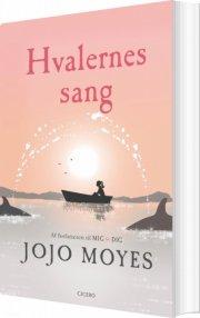 hvalernes sang - bog