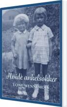 hvide ankelsokker - bog