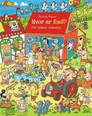 hvor er emil? - bog