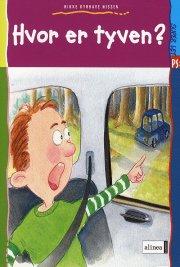 hvor er tyven? - bog