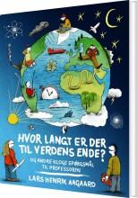 hvor langt er der til verdens ende? - bog