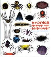 hvordan bekæmper man edderkopper? - bog