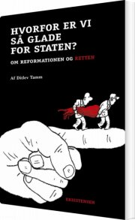 hvorfor er vi så glade for staten? - bog