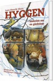 hyggen - historien om en gårdnisse - bog