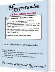 hyggestunden - 16 fantastiske noveller! - bog