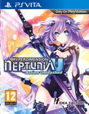 hyperdimension neptunia u: action unleashed - ps vita
