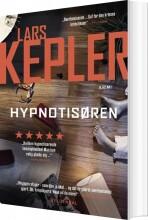 hypnotisøren - bog