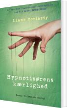 hypnotisørens kærlighed - bog