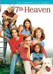 i den syvende himmel / 7th heaven - sæson 1 - DVD