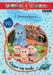 in the night garden / i drømmehaven 10 - oppe og nede - DVD