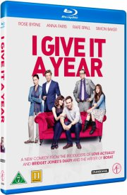 i give it a year - Blu-Ray