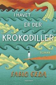 i havet er der krokodiller - bog